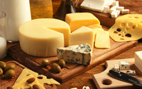 Cheese types wallpaper 2880x1800 jpg