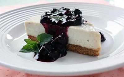 Cheesecake wallpaper