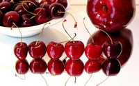 Cherries [3] wallpaper 1920x1200 jpg