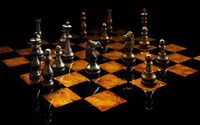 Chessboard wallpaper 1920x1200 jpg