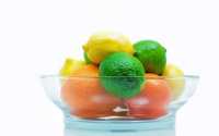 Citrus fruits wallpaper 2560x1600 jpg