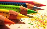 Colored pencils wallpaper 2560x1600 jpg