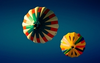Colorful hot air balloons wallpaper 2560x1600 jpg