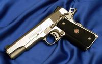 Colt M1911 pistol wallpaper 2880x1800 jpg