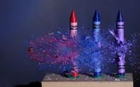 Crayons [3] wallpaper 2560x1600 jpg