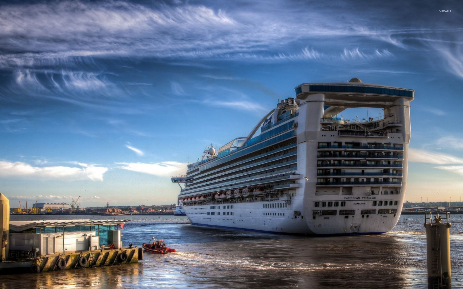 cruise ship wallpaper photography wallpapers 34569