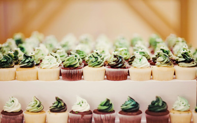 Cupcakes [2] wallpaper