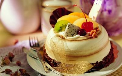Dessert wallpaper