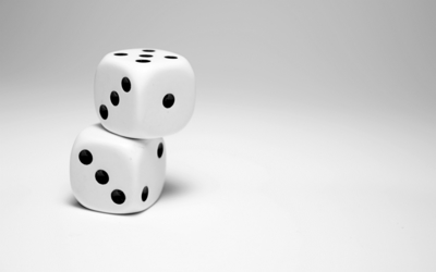 Dice [8] Wallpaper