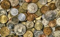 European coins wallpaper 1920x1200 jpg