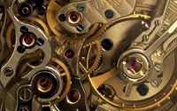 Golden watch gears wallpaper 1920x1080 jpg