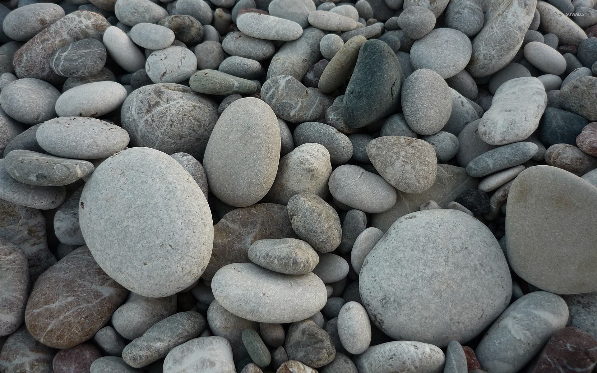 gray pebbles wallpaper  photography wallpapers   - gray pebbles wallpaper