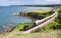 Great Western train wallpaper 3840x2160 jpg
