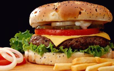Hamburger [2] wallpaper
