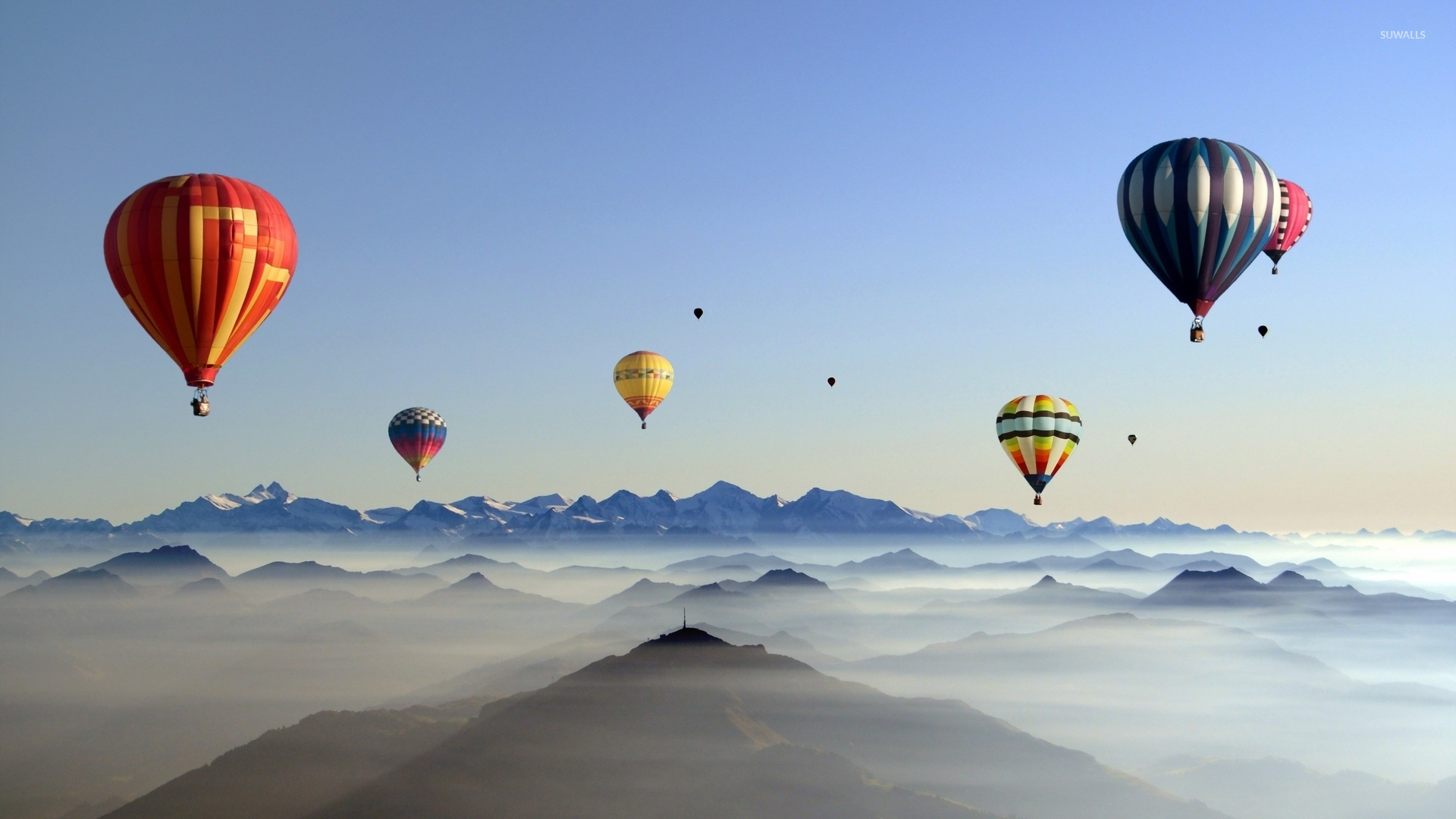 hot air balloon 2 wallpaper photography wallpapers