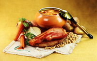 Hot meal wallpaper 1920x1200 jpg
