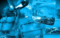 Ice cubes wallpaper 2560x1600 jpg