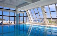 Indoor swimming pool wallpaper 2560x1600 jpg