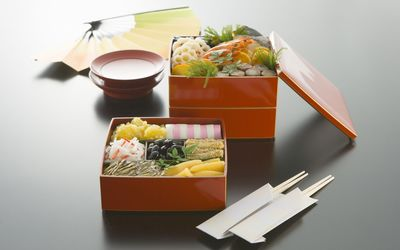 Japanese lunch wallpaper
