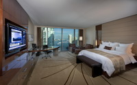 JW Marriott Marquis Miami room wallpaper 1920x1200 jpg
