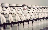 Lego Stormtroopers wallpaper 1920x1200 jpg