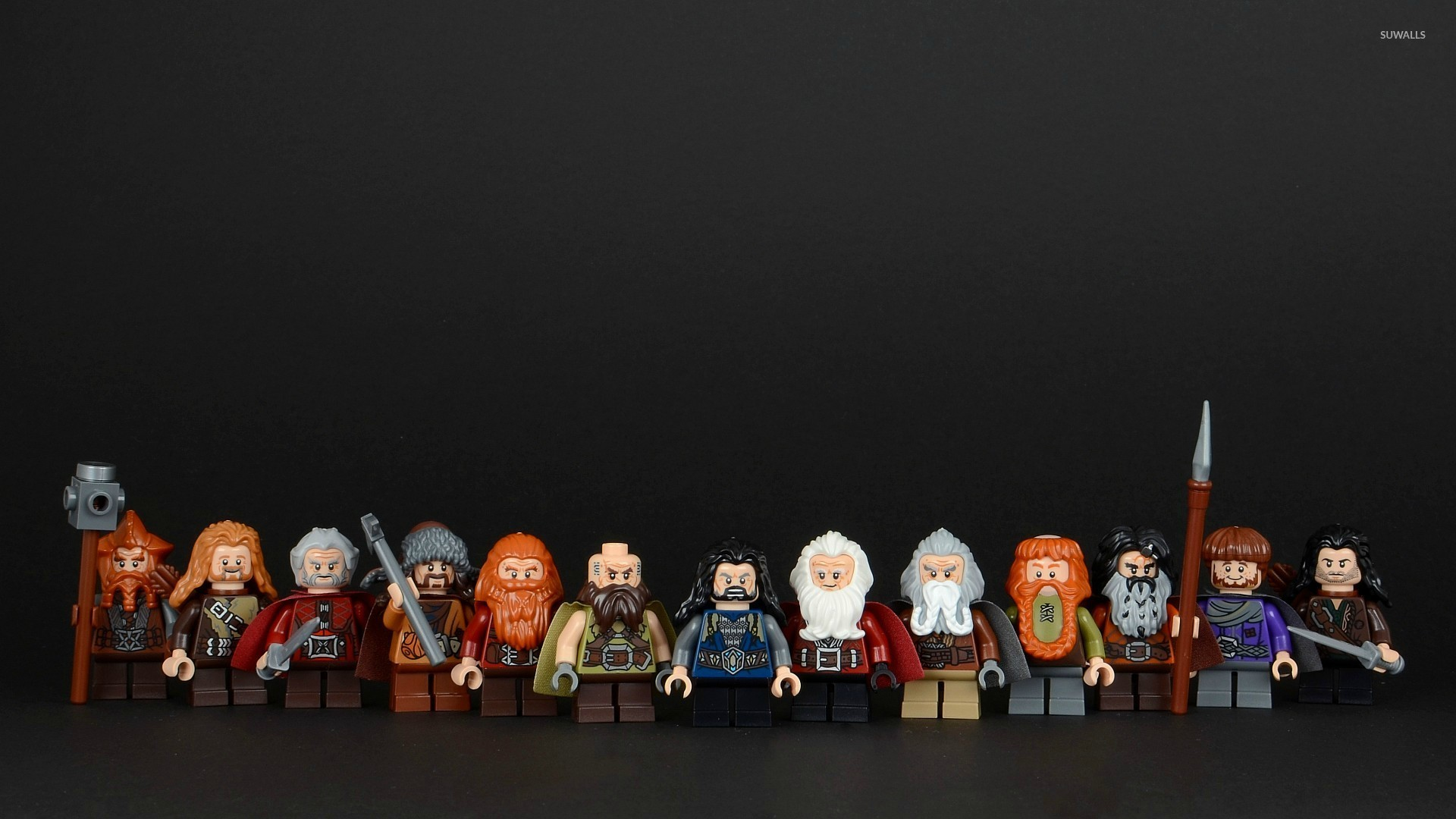 Lego The Hobbit Wallpaper Photography Wallpapers 41709