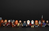 Lego The Hobbit wallpaper 1920x1080 jpg