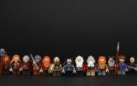 Lego The Hobbit wallpaper 1920x1080 jpg