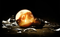 Light bulb [2] wallpaper 2880x1800 jpg