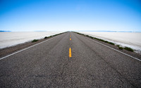 Long road to the blue horizon wallpaper 1920x1200 jpg