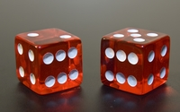 Lucky red dice wallpaper 1920x1080 jpg