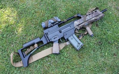 M4 carbine wallpaper