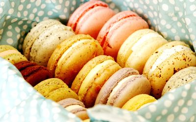 Macarons [2] wallpaper