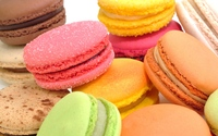 Macarons wallpaper 3840x2160 jpg