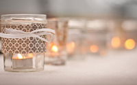 Mason jar candle holders wallpaper 1920x1200 jpg