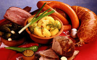 Meats and potatoes wallpaper 1920x1200 jpg