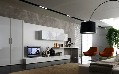 Modern living room [3] wallpaper