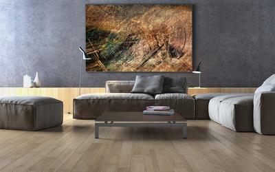 Modern living room design [2] wallpaper