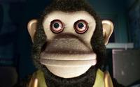 Monkey toy wallpaper 1920x1200 jpg