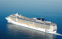 MSC Splendida wallpaper 2880x1800 jpg