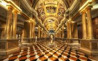 Museum lobby wallpaper 2560x1600 jpg