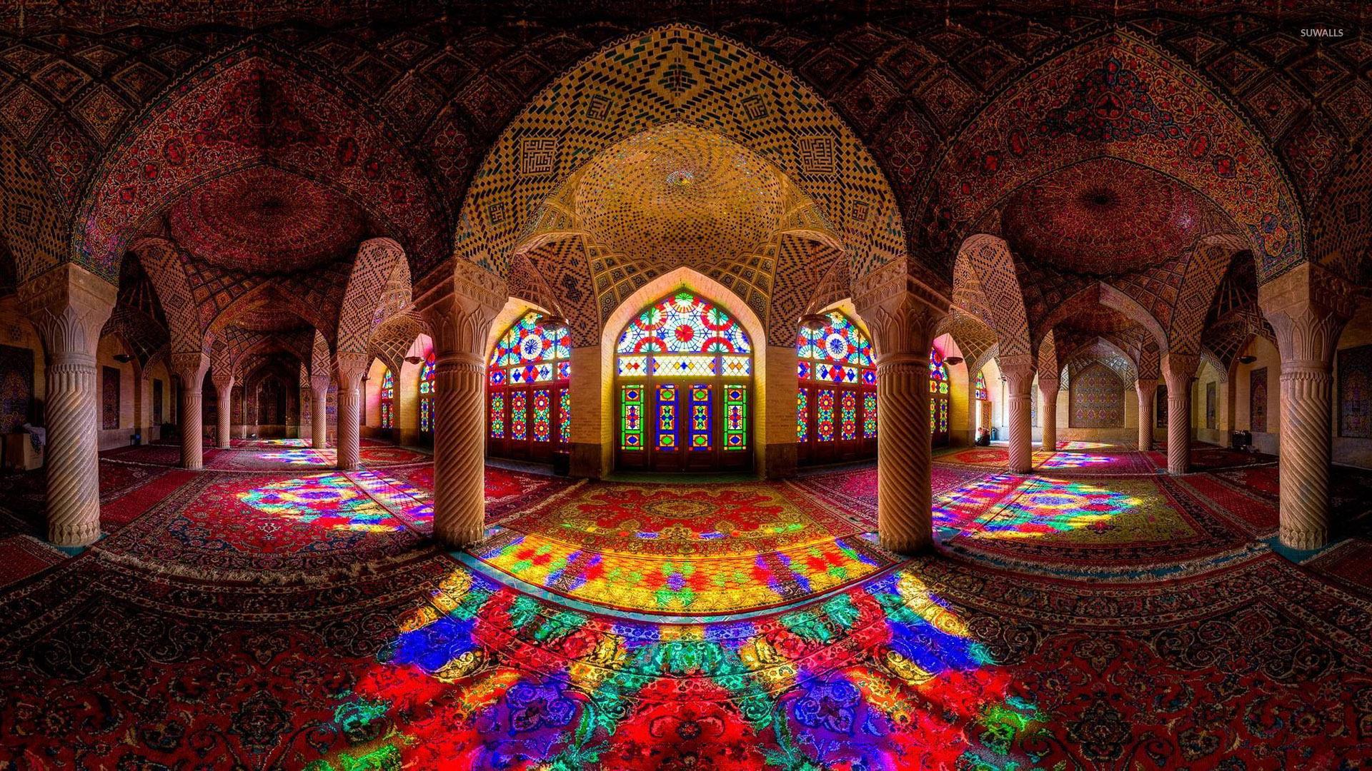 Nasir al-Mulk Mosque, Iran wallpaper - Photography wallpapers - #29013