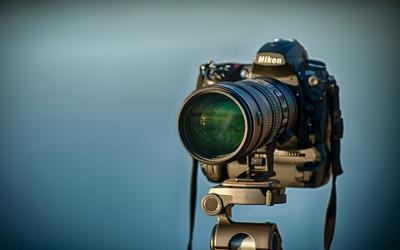 Nikon camera wallpaper