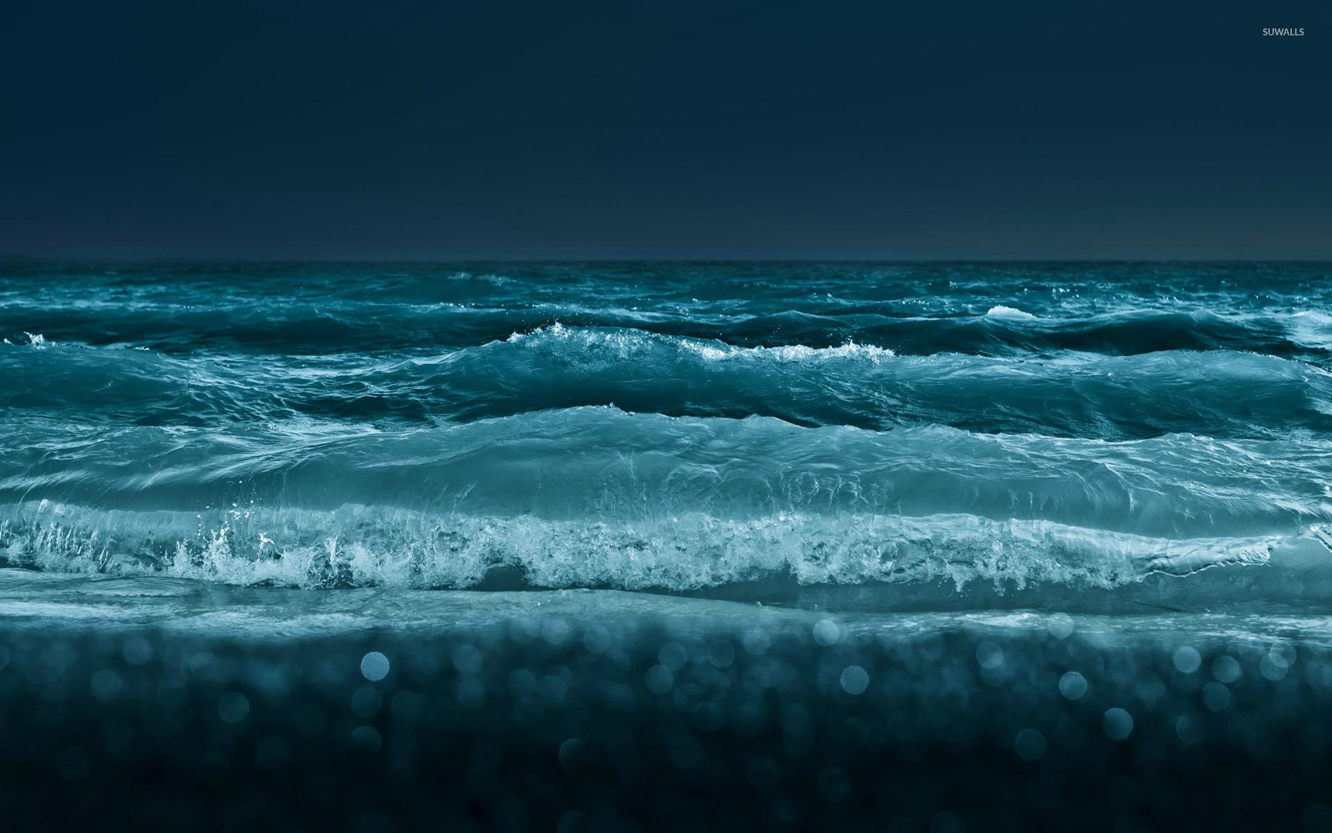 Ocean Waves Wallpaper