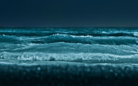 Ocean waves wallpaper 1920x1200 jpg