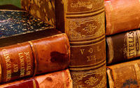 Old books [2] wallpaper 1920x1200 jpg