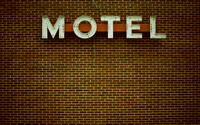 Old Motel sign wallpaper 2560x1600 jpg
