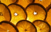Orange slices wallpaper 2560x1600 jpg