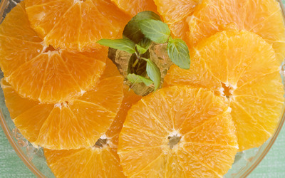 Oranges wallpaper