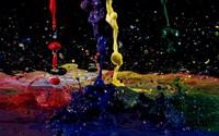 Paint splashes [2] wallpaper 1920x1200 jpg